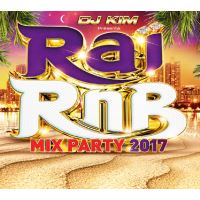 Rai R'n'B Mix Party 2017 Coffret Digipack