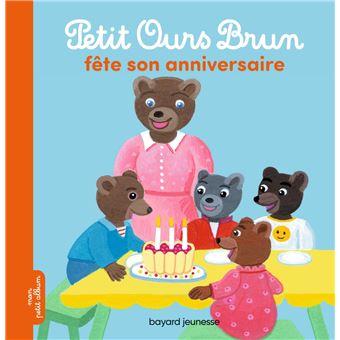 Petit Ours BrunPetit ours brun fete son anniversaire