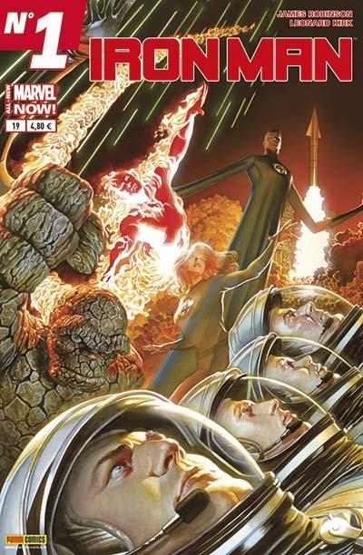 Iron Man - All-new Marvel now ! Tome 19 : Iron man 2013
