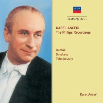 Ancerl the philips recordings