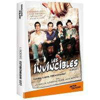 Les invincibles - Coffret de la Saison 1