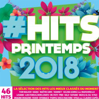 HITS PRINTEMPS 2018/2CD