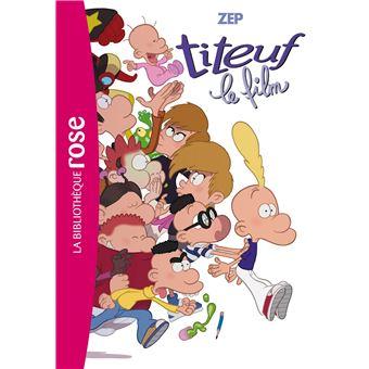 TiteufTiteuf 15 - Le roman du film