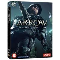 Arrow Saison 5 DVD