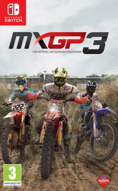 MXGP 3 Nintendo Switch