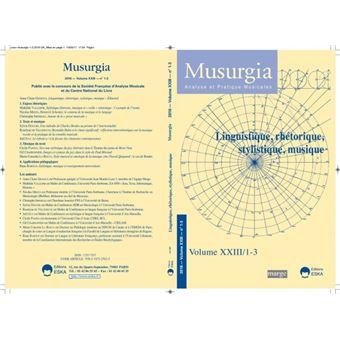Musurgia xxiii/1-3 -2016-