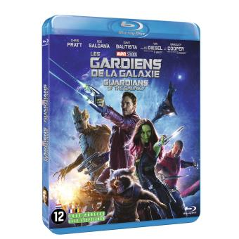 Guardians of the galaxyLes Gardiens de la Galaxie Blu-Ray