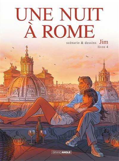 Une nuit à Rome - Tome 4