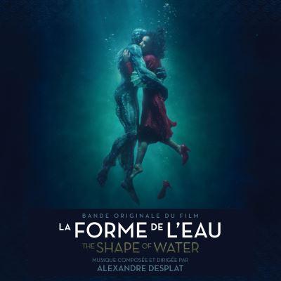 BO du film La forme de l'eau