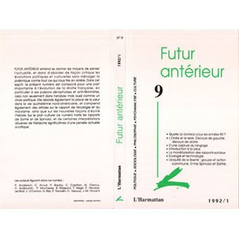 Futur anterieur,10