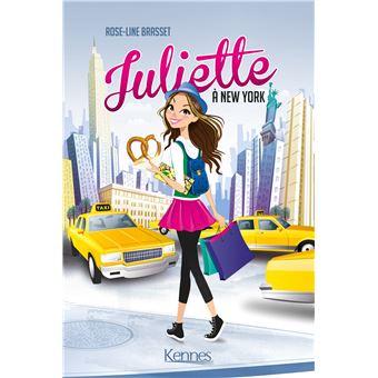 JulietteJuliette à New-York