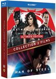 Batman V Superman - Man of steel Version Longue Ultimate Edition Blu-ray