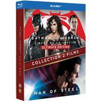 Batman V Superman - Man of steel Version Longue Ultimate Edition Blu-ray