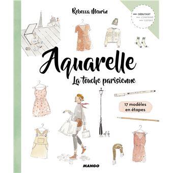 Aquarelle La touche parisienne