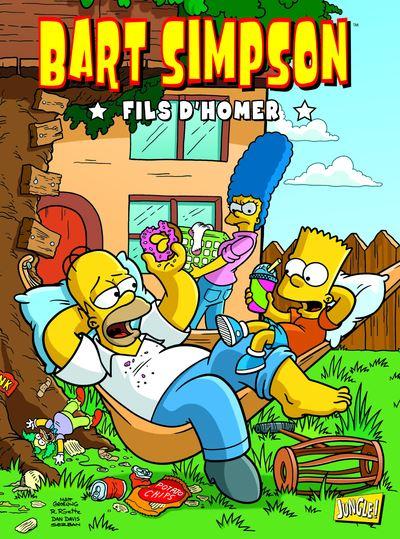 Bart Simpson - tome 3 Fils d'Homer