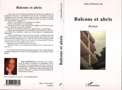 Balcons et abris