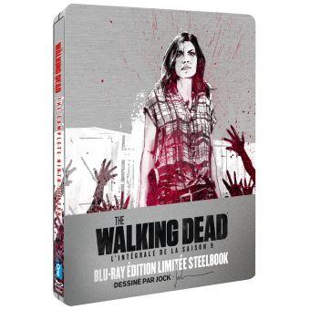 The Walking DeadThe Walking Dead Saison 9 Steelbook Edition Limitée Blu-ray