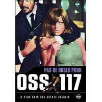Pas de roses pour OSS 117 DVD