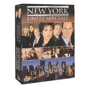 New York Unité Spéciale - Coffret intégral de la Saison 2