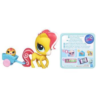 Littlest petshop cheval et mini cheval univers miniature - Cheval petshop ...