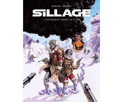 Sillage - Intégrale T16 à