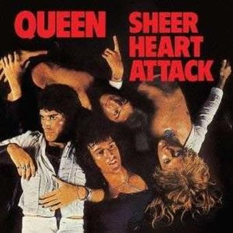 Sheer Heart Attack-Platinum SHM CD