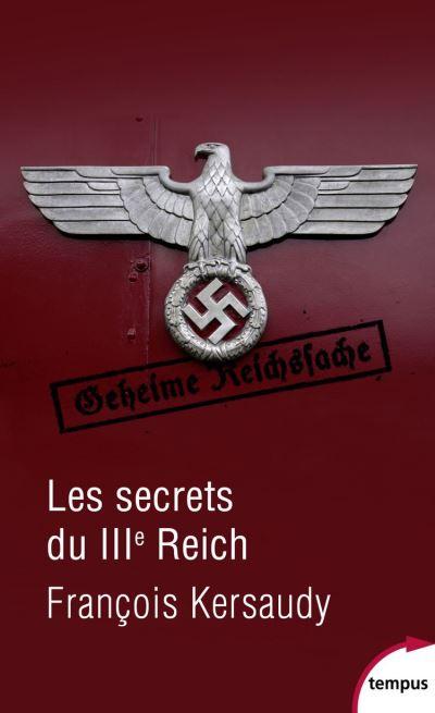 Les secrets du IIIe Reich - 9782262051495 - 3,99 €