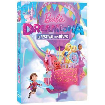 BarbieBarbie Dreamtopia : Le Festival des Rêves DVD