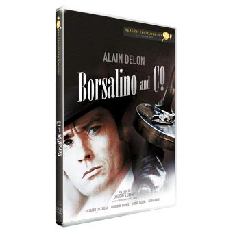Borsalino and Co DVD