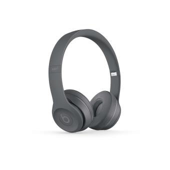 Casque Beats Solo3 sans fil – Collection Urbaine, Gris asphalte