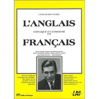 L'anglais expliqué et enseigné en français