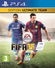 FIFA 15 Edition Ultimate Team PS4