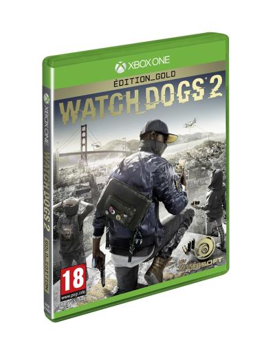 Watch Dogs 2 Edition Gold Xbox One