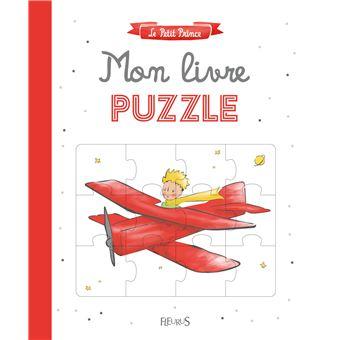 Le Petit PrinceMon livre puzzle