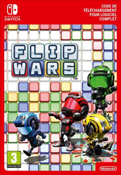 Code de téléchargement Flip Wars Nintendo Switch