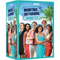 Coffret Meurtres au paradis Saisons 1 à 9 DVD