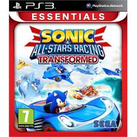 Sonic All Stars Racing Transformed Gamme Essentiels PS3