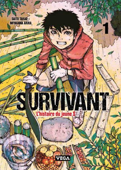 Survivant - tome 1 - Survivant L Histoire Du Jeune S