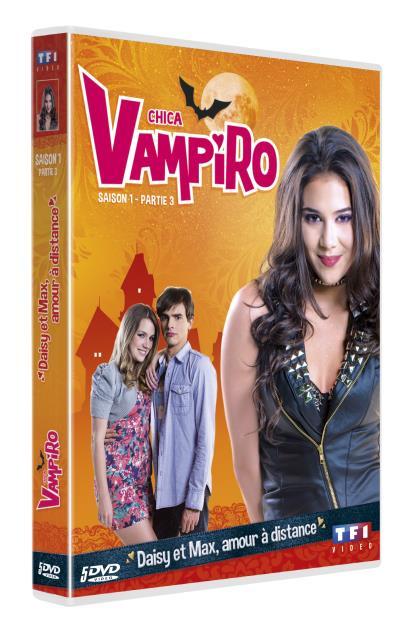 prix fou matériaux de qualité supérieure large choix de couleurs et de dessins Chica Vampiro Saison 1 Partie 3 DVD