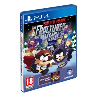 South Park : The Fractured But Whole MIX PS4