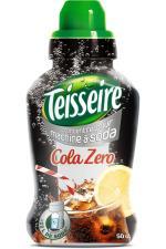 TEIS Concentré pour machine à soda Teisseire Cola Zéro