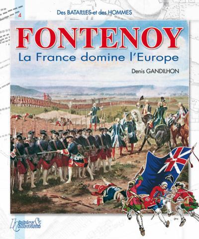 La bataille de Fontenoy