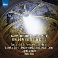 Messa Di Gloria et Credo en Re Majeur