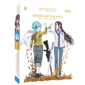 Sword Art OnlineSWORD ART ONLINE II - ARC 1 : PHANTOM BULLET-2BLURAY-FR
