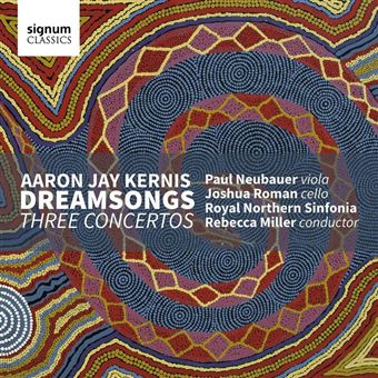 Dreamsongs Three Concertos