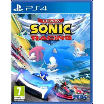 TEAM SONIC RACING FR/NL PS4