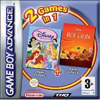 Disney Princesse + Le Roi Lion