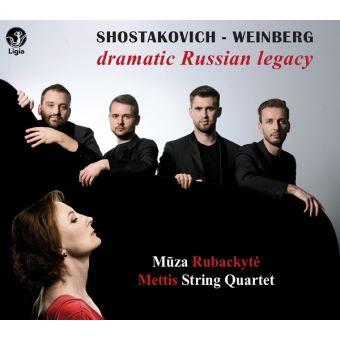 Dramatic Russian Legacy