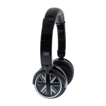 Casque Bluetooth T'nB London Noir - Casque