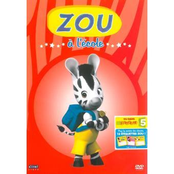 Volume 3 Zou à L école Dvd